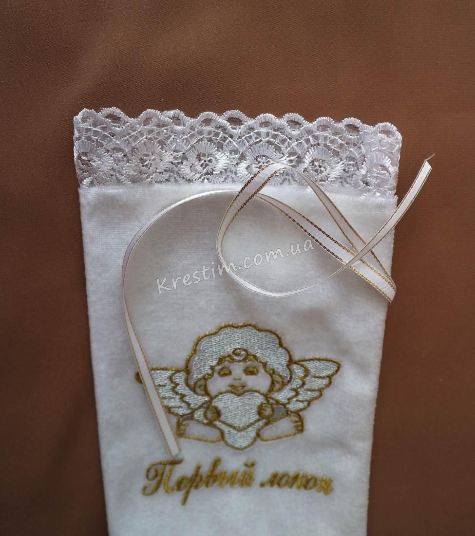 Мешочек для волос с ангелком - Фото 6
