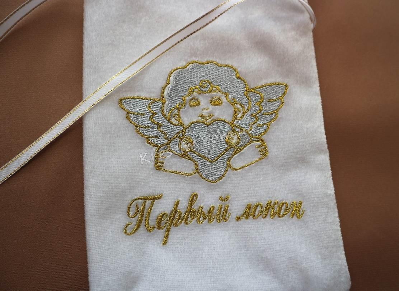 Мешочек для волос с ангелком - Фото 3
