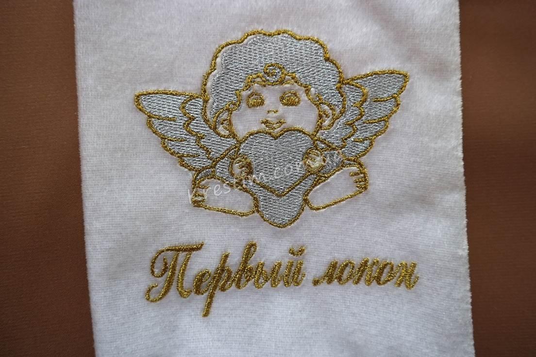 Мешочек для волос с ангелком - Фото 1