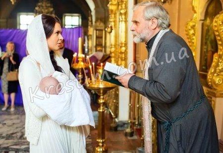 Правила для хрещеної матері хлопчика