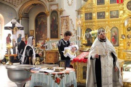 Церковні імена при хрещенні, список