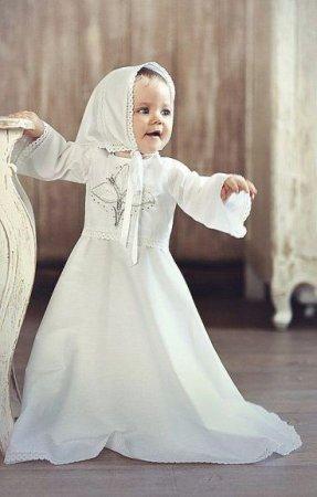 Хрестильне плаття