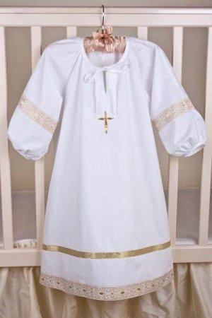 Хрестильна сорочка для хлопчика