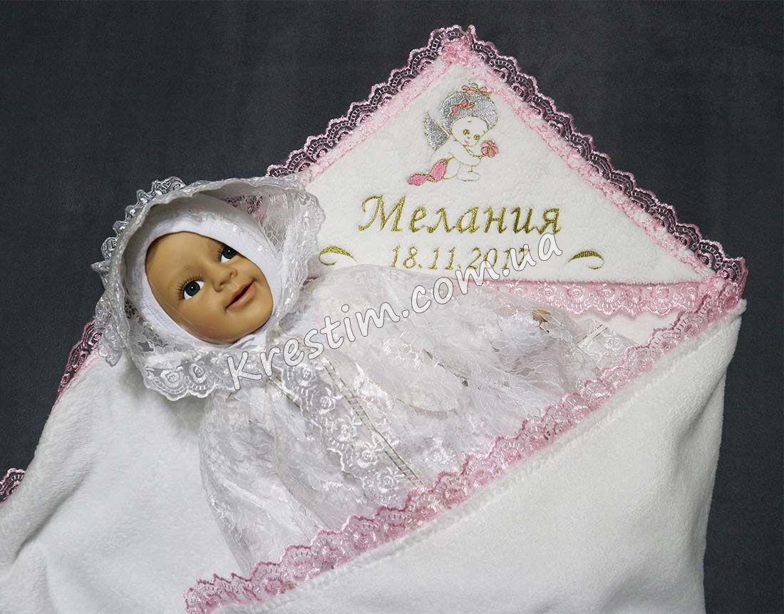 Крыжма для девочки Мелания - Фото 2