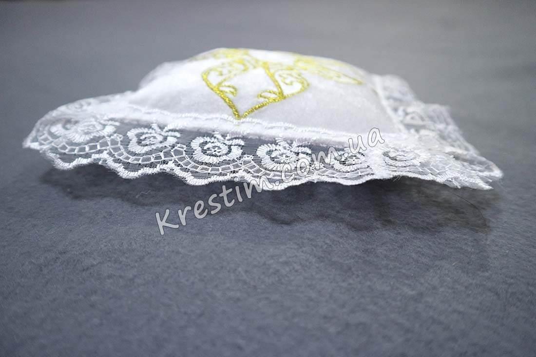 Крестильная подушечка для крестика - Фото 3