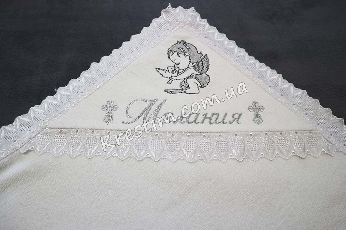 Крыжма Мелания с вышивкой - Фото 1