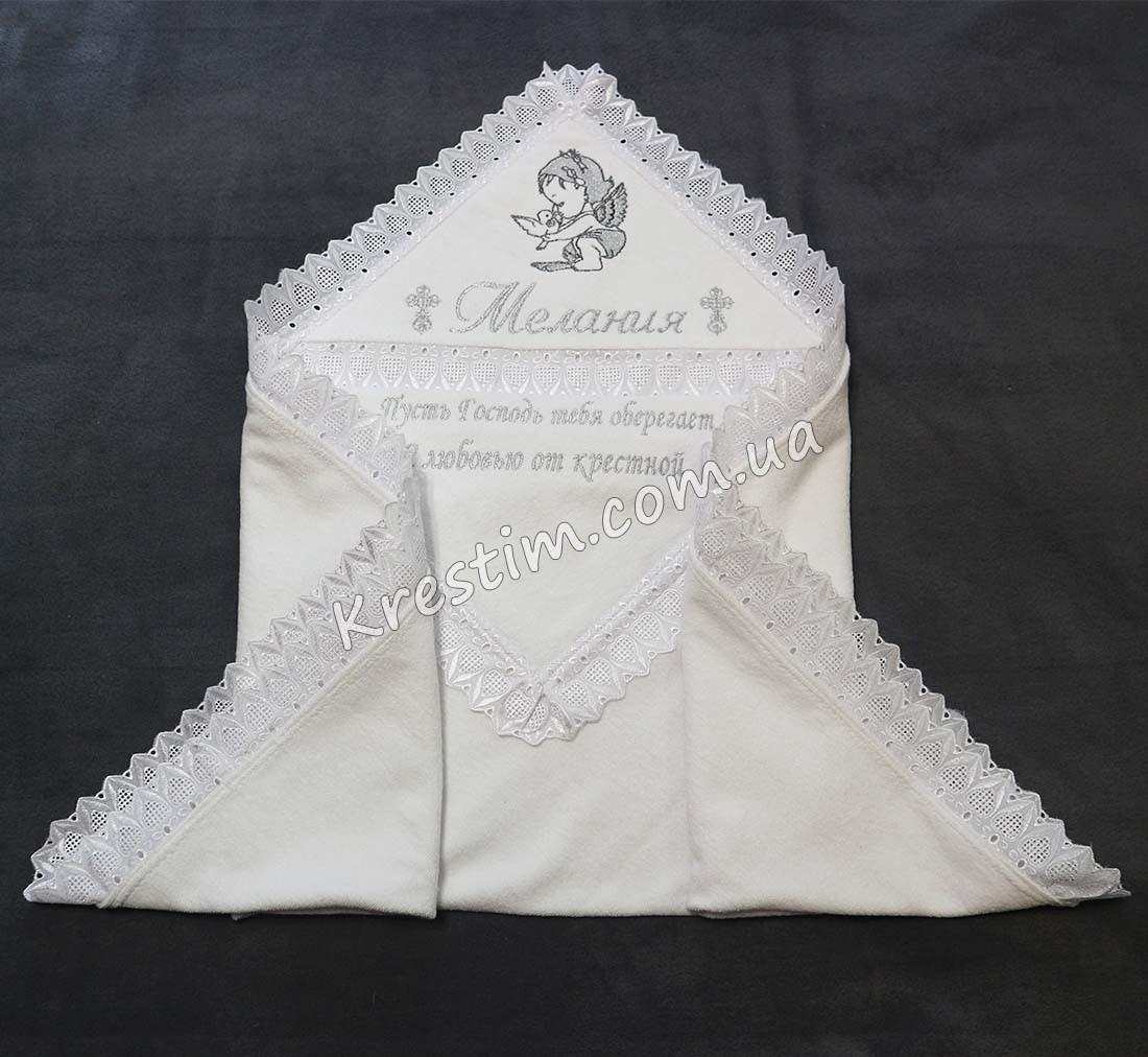 Крыжма Мелания с вышивкой - Фото 2