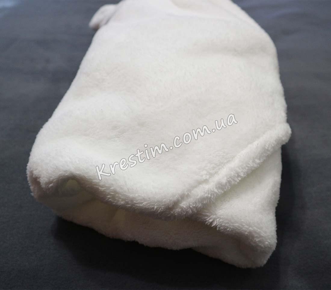 Одеяльце с любой вышивкой - Фото 4
