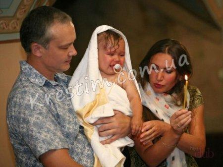 Чи можна хрестити під час посту?