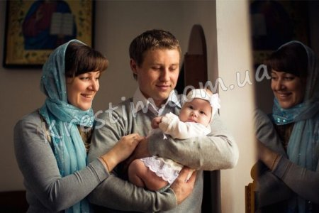 Які обов'язки у хрещеного батька після хрещення.