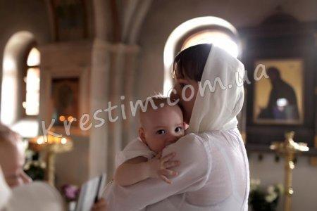 Чи можна вагітним хрестити дитину?