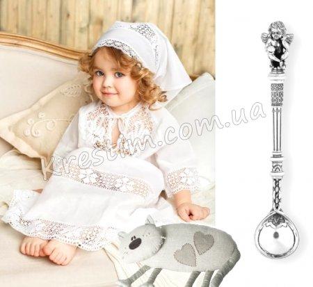 Чим корисні срібні ложечки для новонароджених?