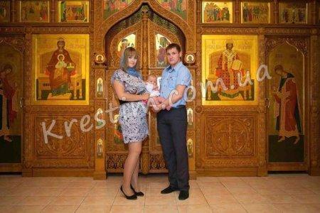 Допустима кількість хрещених батьків