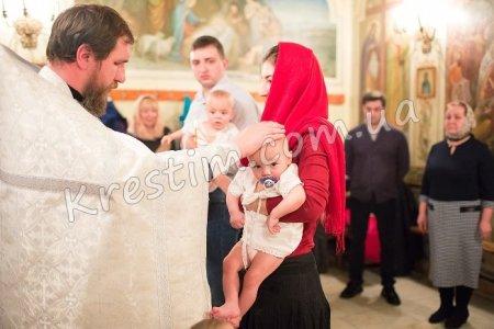 Хрещення близнюків